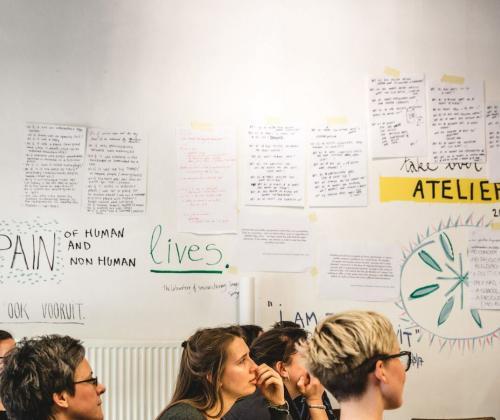 Kunstencentrum Vooruit zoekt leden voor Young Board