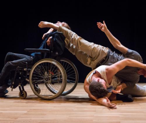 Internationale samenwerking en nieuwe publicaties voeden inclusieve danspraktijk
