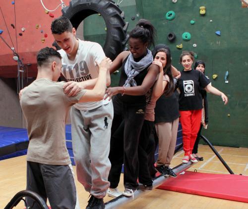 Doctoraat: ontwikkelingwaarde van sportvrijwilligerswerk voor maatschappelijk kwetsbare jongeren
