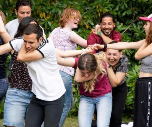 Europees Charter voor lokaal jeugdwerk met Change Makers Kit