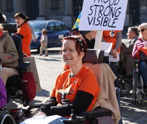 Inclusiespiegel GRIP toont lagere participatie van mensen met een beperking