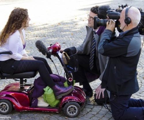 kaliya-franklin-disability-rights-campaigner