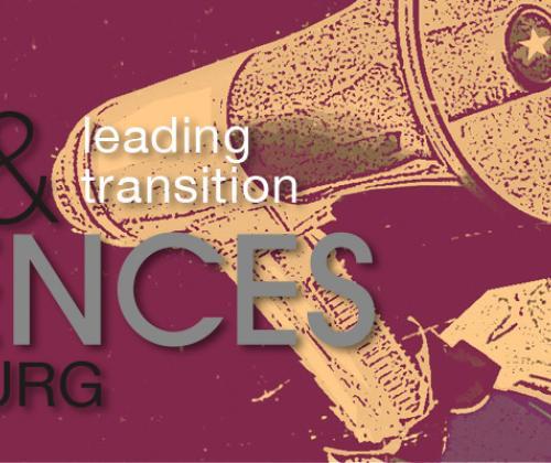 Kunst in Transitie op Leading Transition-conferentie in Zweden