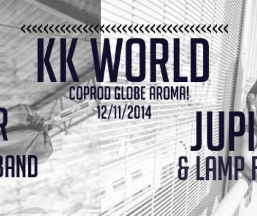 KK World in coproductie met Globe Aroma
