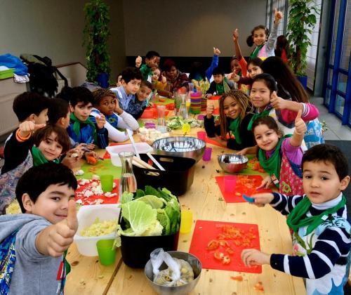 Recepten voor jeugdwerk met ruimte voor kinderen in armoede