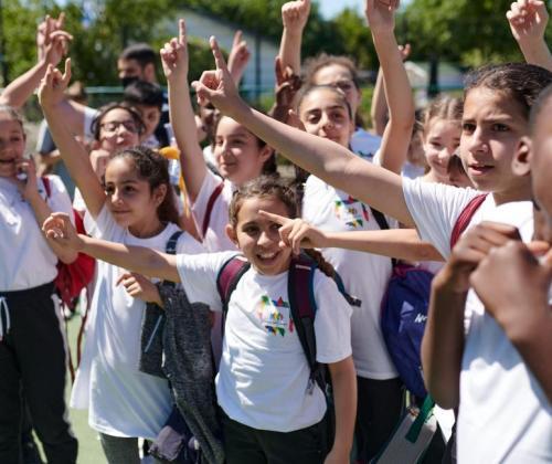Play books van Urban Youth Games over inclusie in de sport
