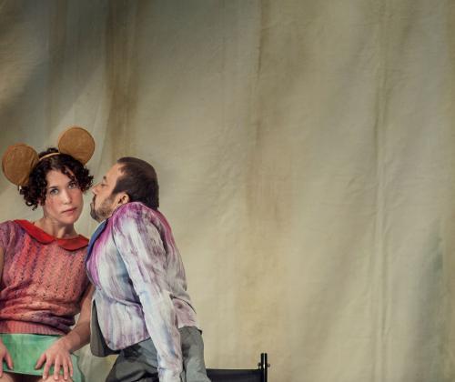 Podium*Ops met Lucy Bennett (StopGap) en Karen Andersson (Indepen-dance)