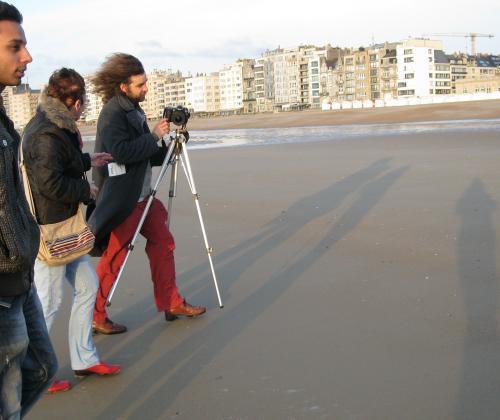 BAKEN. Een project rond digitale geletterdheid van Bibliotheek Kris Lambert en kleinVerhaal in Oostende