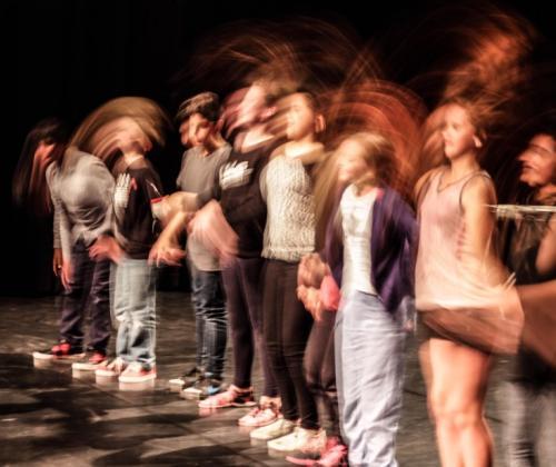 Premier Atelier - Een dans- en theaterkamp voor kinderen van asielzoekers