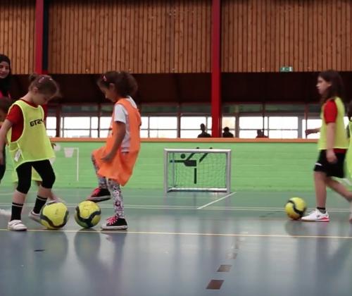 Meisjes in het lokale sportlandschap? Werksessie Netwerkdag 2018