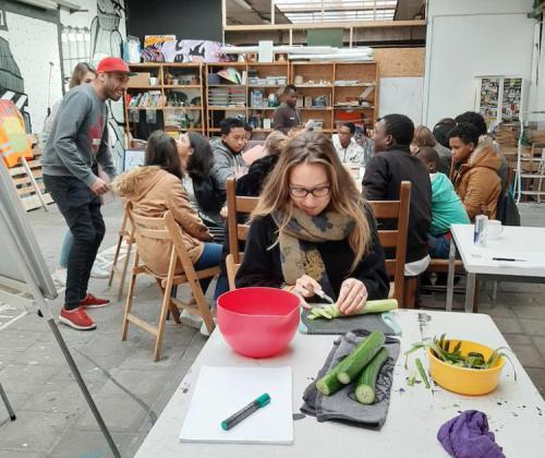 Nerdlab werkt aan inclusieve makerspace