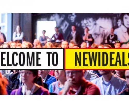 NEWIDEALS, internationale congres over sociale innovatie en sociaal ondernemerschap