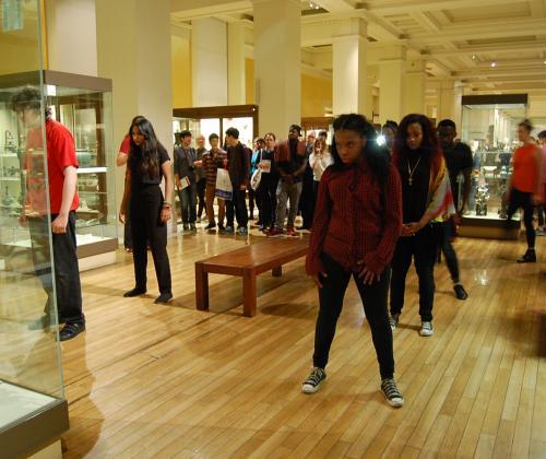 Studiedag Jongeren, diversiteit en cultuurhuizen - Welke verhouding voor welke cultuur?