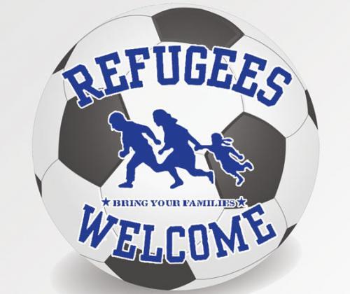 Wereldvluchtelingendag met 'Iedereen op het Veld'