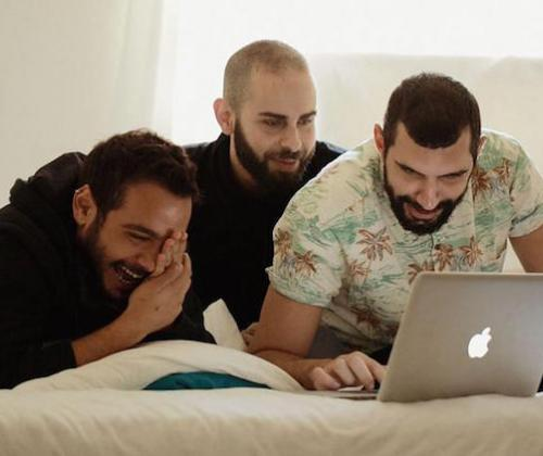 ORIENTED. Documentaire over nationaliteit en seksualiteit in het Midden-Oosten.