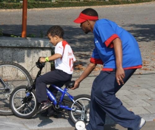 Symposium over sociale inclusie door buurtsport