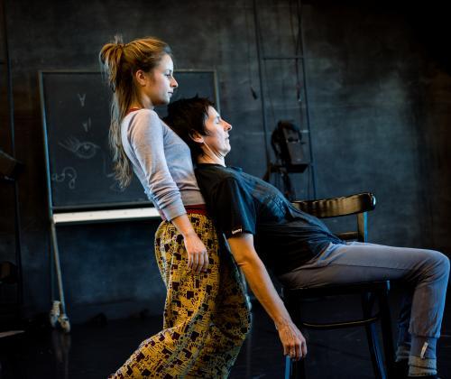 Beperking als vermogen. Over de toekomst van inclusiedans in het Vlaamse dansonderwijs.