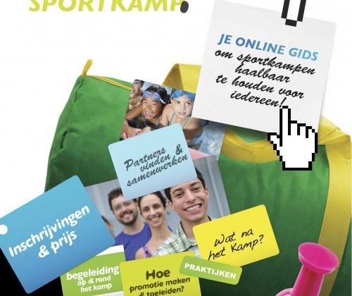 online toolkit krap op sportkamp