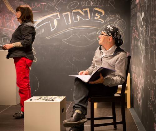 Mia Maakt Scène. Amateurtheater voor en door mensen in armoede