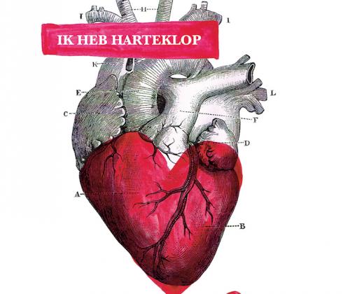 Over de liefde die we niet begrijpen. Podcast over 'Ik heb harteklop' van Wit.h