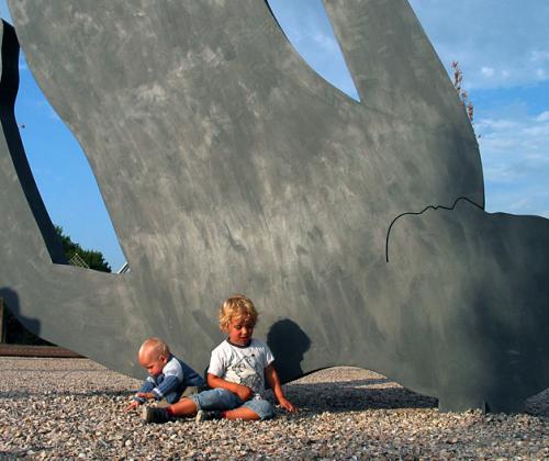 Kunst buiten! Inspiratie voor Week van de Amateurkunsten