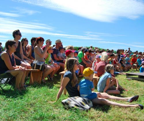 Camping cultuur in Lede