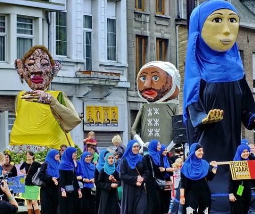 Lezing & debat 'Meer kleur in de kunst- en cultuur(sector)?' - Universiteit Antwerpen