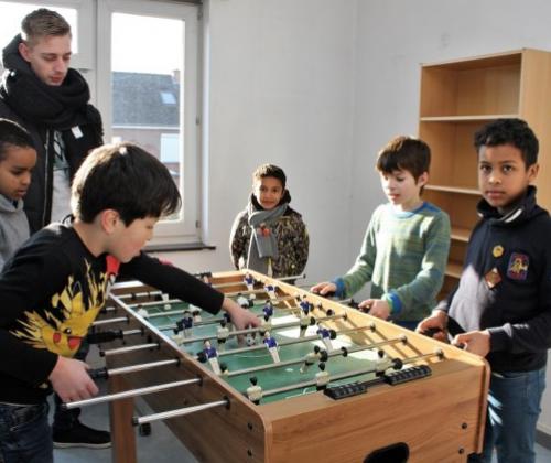 Bruggenbouwproject – Duffel - Vrije tijd op maat van elk Duffels kind