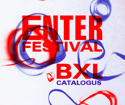 Catalogus ENTER Festival BXL: over participatieve kunstpraktijken en vers talent