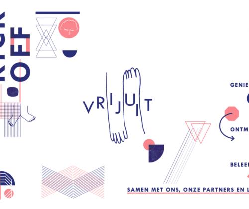 Lanceringsfeest VRIJUIT: vier met ons mee!