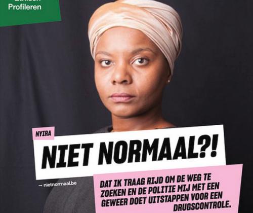 Campagne 'Stop Etnisch Profileren' vraagt juridisch kader tegen etnisch profileren