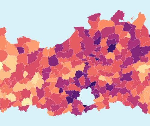 Armoedebarometer kleurt oranje in Vlaanderen