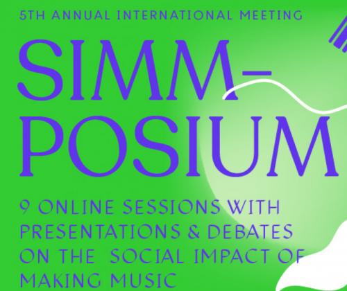 5e SIMM-posium over de sociale impact van muziek maken