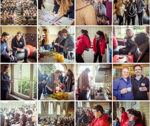 Verslag inspiratie- en doedag 'Radio Respect' - 3 maart 2016 in Kortrijk