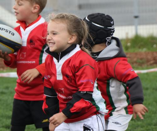 """""""We blijven waakzaam voor drempels"""" – Rhinos Rugby Oudenaarde over sport en armoede"""