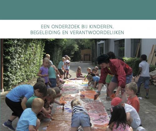 Speelpleinwerkingen in Vlaanderen en Brussel