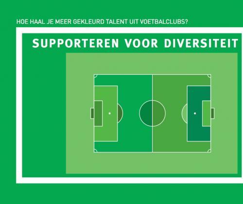Supporteren voor diversiteit: meer gekleurd talent uit voetbalclubs?