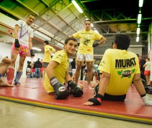 Blogreeks 'Sociaal-sportieve praktijken'