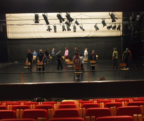 TheaterBewegingsCompagnie Lokeren van start in De Sperwer