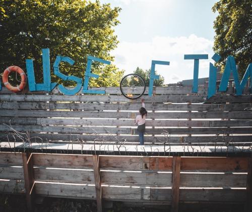 House of Time: participatieve plek voor Brugse jongeren