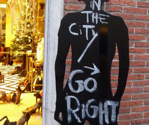 Self-city: zelforganisatie als rechtvaardig model voor stedelijke ontwikkeling?