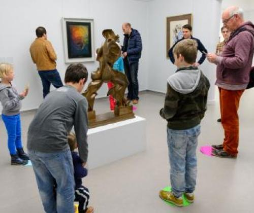 Avondsessie intergenerationeel werken in kunst- en cultuureducatie - VITAMINE C