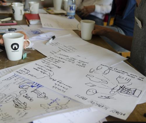 3days4ideas - Ideeënplatform voor de kunsten